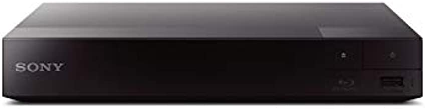 Sony BDP-S3700 Home Theater Streaming Blu-Ray Player with Wi-Fi (Black)