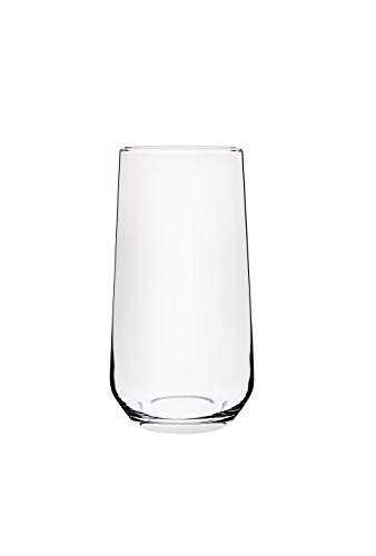 Wiltshire Allegra Long Drink Glass 4 Pieces Pack, 470 ml Capacity