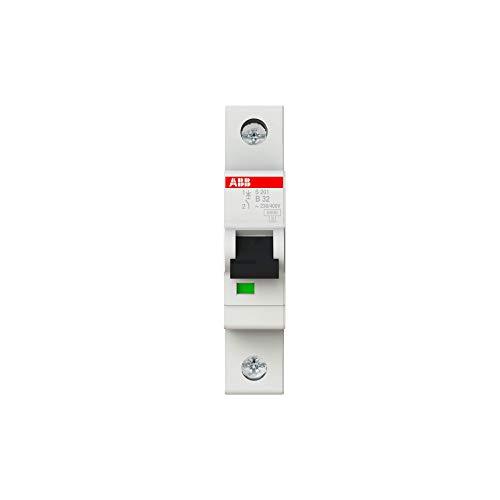 ABB 2609683 S 200 Leitungsschutzschalter S201 1-polig B, 32 A 6 kA