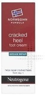 THREE PACKS of Neutrogena Norwegian Formula Intensive Repair Cracked Heel Foot Cream 40ml