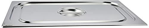 Saro Basic Line - Tapa para gastronomía (sin orificio para cuchara 1/GN)