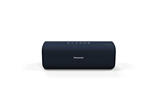 Panasonic Portable Wireless Bluetooth Speaker with 2 Powerful 50mm Driver Unit, 10W...
