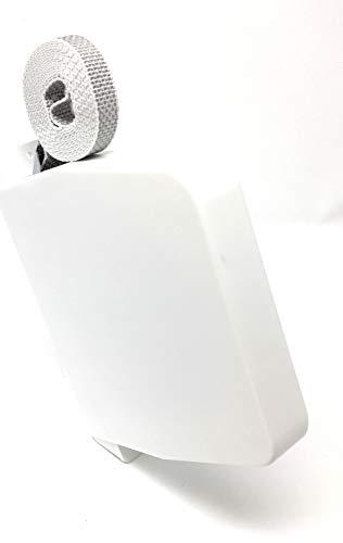 Preisvergleich Produktbild Rollladen 14mm Gurtwickler mit 9m Gurtband für Getriebegurtscheiben