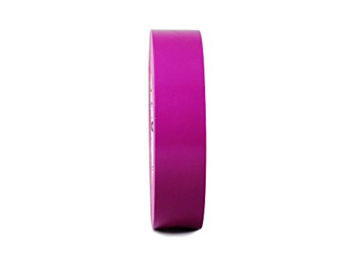 T.R.U. EL-766AW Purple General Purpose Electrical Tape 3/4' (W) x 66' (L) UL/CSA listed core. Utility Vinyl Synthetic Rubber Electrical Tape
