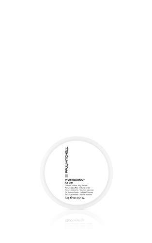 Paul Mitchell Invisiblewear Air Gel - reaktivierendes Haar-Gel für mehr Volumen, Haar-Wax für gezielte Definition und formbaren Halt, 113 ml