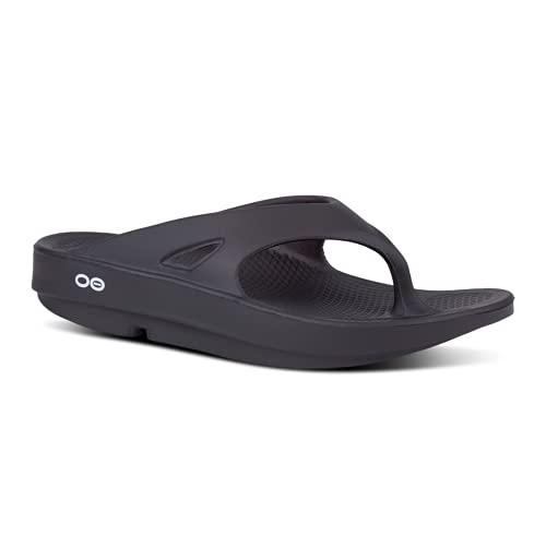 OOFOS Ooriginal Thong, Flip Flop Sandalen voor dames 6 UK Men/ 7.5 UK Women Wide