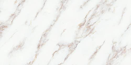 AS Country Stone   Wandverkleidung Marmoroptik-Granitoptik, Alternative zu Badfliese/Küchenfliese, Wandpaneel Steinoptik für Küchenrückwand, Badezimmer, Innenbereich (Ice Berg Beige)