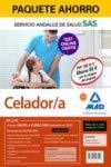 Paquete Ahorro y Test online GRATIS Celador/a del Servicio Andaluz de Salud. Ahorra 69 € (incluye Temario común; Temario específico; 3500 test online gratis y acceso a Curso Oro)