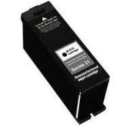 Compatible Dell V313/715W Black Hi Yield Inkjet (Series 21) (330-5890)