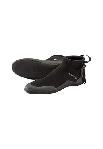 Prolimit Raider 2mm Wetsuit Shoes Shoe - Black - Universal Round Toe Shoe on Our OCL Last for Better fit and Performance