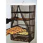 Read About Hanging Food Pantrie Non-Electric Food Dehydrator / Dryer - Case of 6