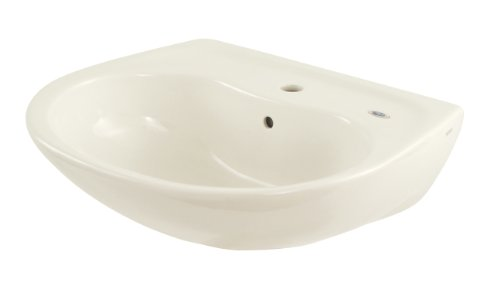 Toto LT241G#11 SUPREME bathroom-hardware, Single Hole Faucet Mount, Colonial White