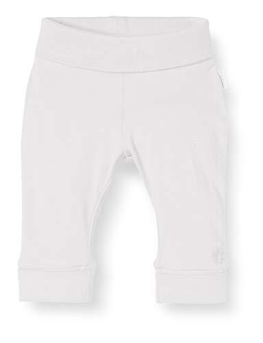 Noppies U Slim Fit Pants Assaf Pantalones, Marfil (Whisper White P198), 62 para Bebés