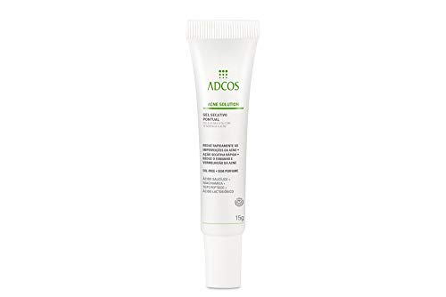 Adcos Acne Solution Gel Secativo Pontual 15g