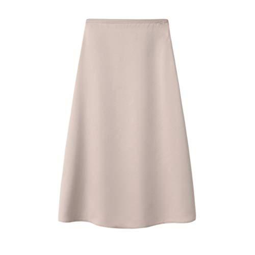 Elodiey Banda Elástica De Mujer Negocios Faldas Sólido