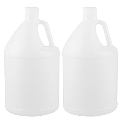 iplusmile 2 Stks Jerrycans Hdpe Lege Professionele Plastic Duurzame Gallon Fles Jerrycans Vloeibare Kan Container Voor Olie Vloeibare Lijm
