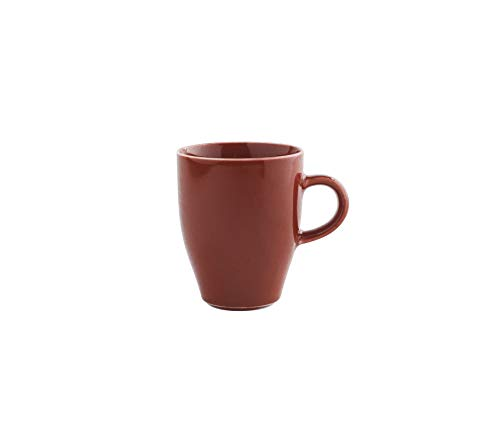 Kahla Homestyle siena red Kaffeebecher 0,32 l