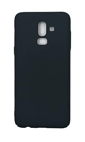 stengh Funda Samsung SM-A605FN/DS Galaxy A6+ 2018 Duos/SM-A605G/DS Galaxy A6 Plus 2018 SM-A6050 / SM-A605K Galaxy Jean (Samsung A605) PC Case Cover Black