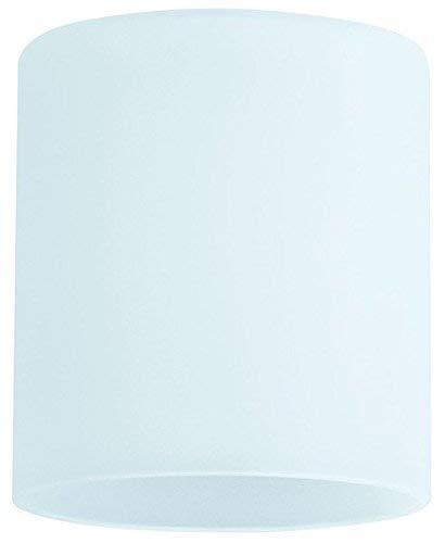 Paulmann 600.04 Lampenschirm, Glas, weiß