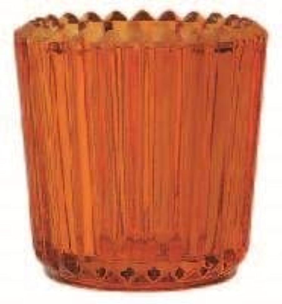 広々シーケンスカブカメヤマキャンドル(kameyama candle) ソレイユ 「 オレンジ 」