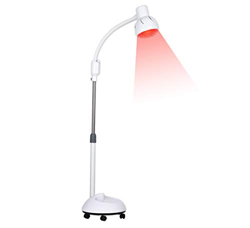 Why Choose Infrared Heating lamp Body Muscles Relieve Pain Effective Treatment Light Beauty Salon IR...