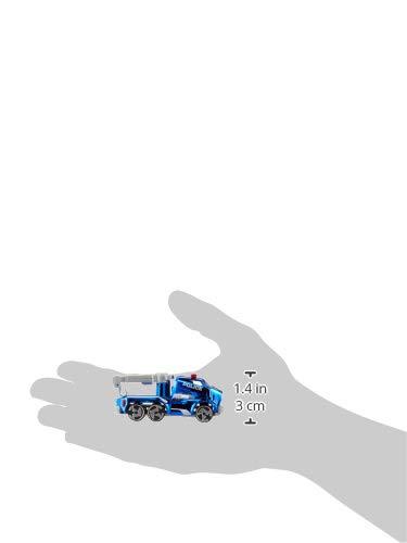 Majorette Alpha Mods P.D. 5er-Geschenkset Series 1.0, Kooperation mit Europa-Park, Alpenexpress Coastiality, Spielzeugautos mit Freilauf aus Metall, zu öffnende Teile, inkl. Ansteckwappen, 7,5 cm