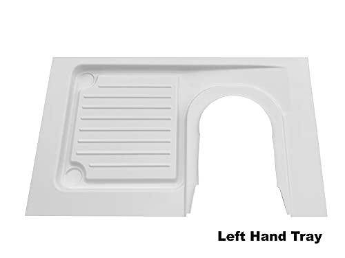 C223 C224 Duschtasse für Wohnmobil / Wohnwagen (passend für Thetford C223 C224 Kassetten-WC)