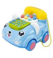 BACIVIC Juguetes de cuentos para niños, juguetes de teléfono, juguetes musicales, juguetes de juguete para bebés de hámster juguetes musicales para bebés