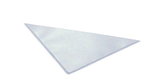 Probeco - Dreiecktasche, selbstklebend (75 x 75 mm, 100 Stück)