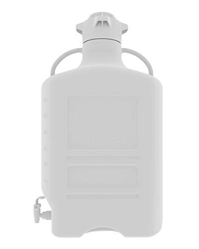 10 gallon carboy with spigot - 1