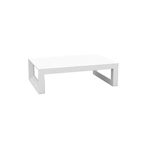 Vondom Frame Table Basse pour l'extérieur h.22 cm Blanche