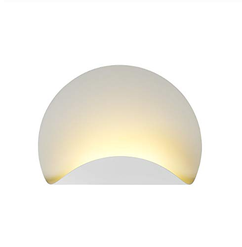 Creatieve Eenvoudige post-moderne persoonlijkheid slaapkamer nachtkastje studie Wand Spot Licht entree gang woonkamer TV achtergrond Tricolor dimmen 6W LED wandlamp