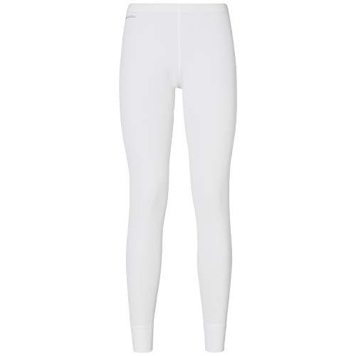 Odlo Cubic Pantalon Long pour Femme XS White