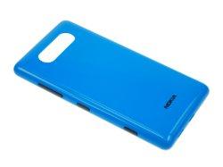 Nokia Lumia 820Copribatteria Originale Ciano High Gloss