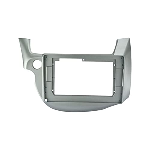 FANGPING Fang-Ping 2DIN Coche Fascia Panel Dash Mount Installation Double DIN DVD Frame Fit for Fit Jazz (Rueda Izquierda) 2008-2013