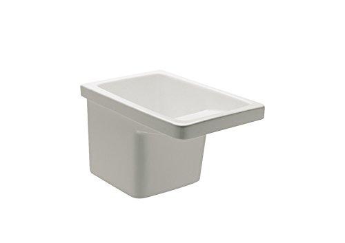 Roca A368951001, Lavadero de porcelana, modelo Henares, color blanco