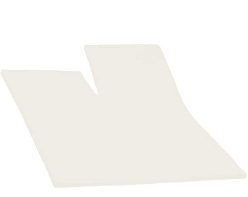 Dormisette Split Topper Spannbettlaken Boxspring Bett 180-200 x 200-220 cm 0296 Perlmutt