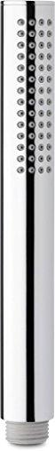 """Nikles Stab-Handbrause Stick 1/2"""" *aus Metall, thermoisolierter Griff, *Durchmesser 25 mm x 187 mm, Weitwinkel-Sprühplatte, 1- strahlig, Easy-to-clean Technik, geregelte Durchflussmenge 12 l/ min"""