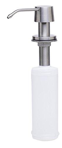 Alfi AB5004 Stainless Steel Solid Modern Soap Dispenser, Nickel