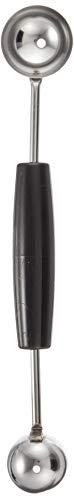 『タイガークラウン くり抜き 黒 29×19×190mm PHフルーツクリ抜型 ステンレス 球状 572』の2枚目の画像
