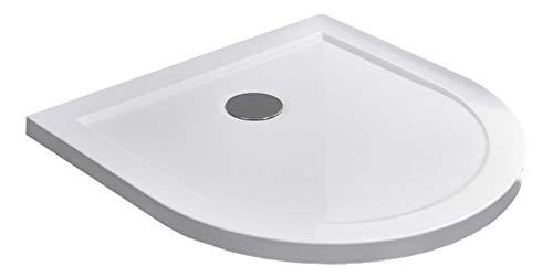 Duschtasse für U-Duschen 90 x 90 cm