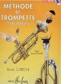 René Caron: Méthode pour trompette débutant