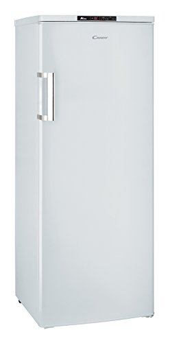 Candy CCOUS 5142 IWH Independiente Vertical 162L A+ Blanco - Congelador (Vertical, 162 L, 11 kg/24h, ST, A+, Blanco)