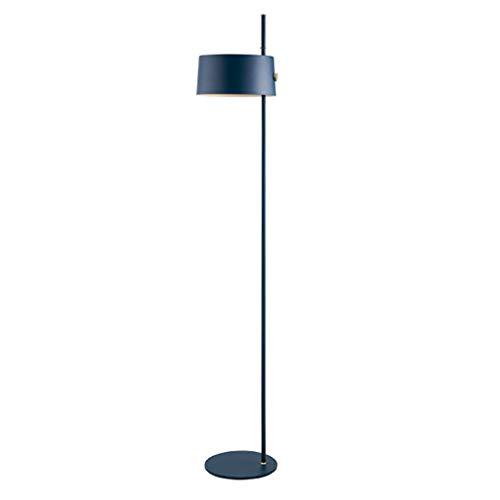 Lámpara de pie Nordic Lámpara de Arte Moderno de la Sala de Estar Dormitorio LiftableFloor Decoración casera Ligera LED de la lámpara de pie del Accesorio de iluminación de la luminaria Salon