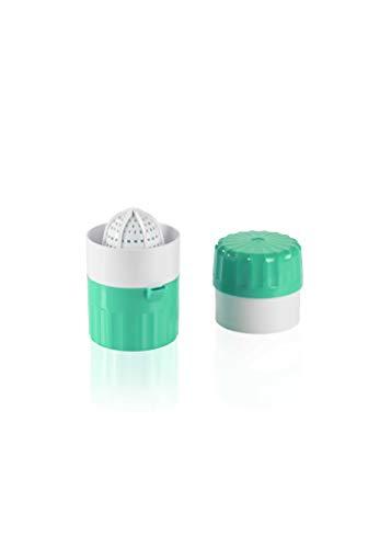 Saftpresse für frische, vitaminreiche Obst- und Gemüsesäfte - BPA frei… (Mint)