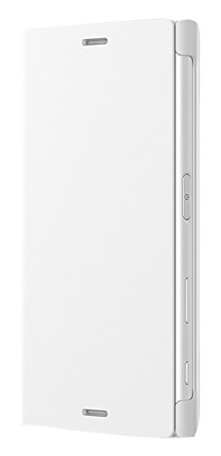 Sony 1304-4672 Style-Cover SCSF20 für Xperia XCompact weiß