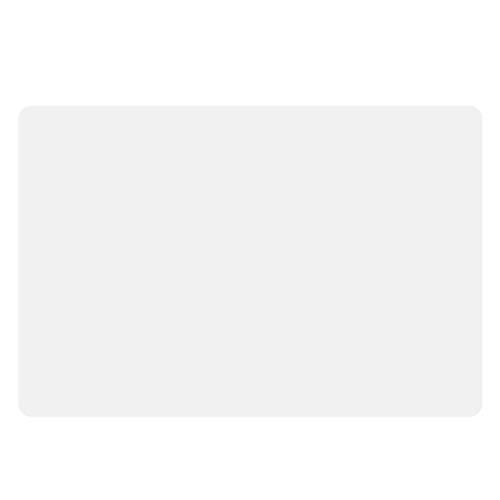 YOYAI 大判40*60 汚れず 断熱 シリコン シンクマット 滑り止め 保護 製菓 調理台 シンク 食卓 抗菌 食品級 耐熱温度230℃(ホワイト, 1)