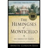 Hemingses of Monticello (08) by [Paperback (2009)]