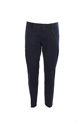AT.P.CO Pantalone Uomo 48 Blu A201dan78 Tc202/ta 1/20 Primavera Estate 2020