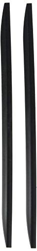 H&R DR-RLL01 Universelle Satz Radabdeckungen, ABS Kunststoff, schwarz, 2 Stück